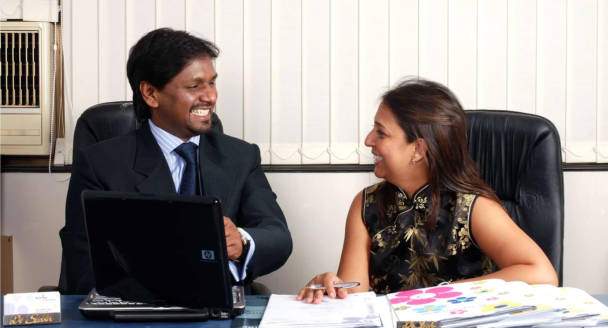 Dr Sudhir Dr Yashodhara at Zoi Fertility